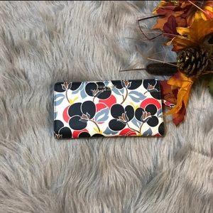 Kate spade ♠️ floral wallet
